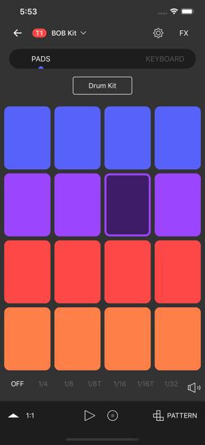 TIZE - fabricante fácil de rit Screenshot