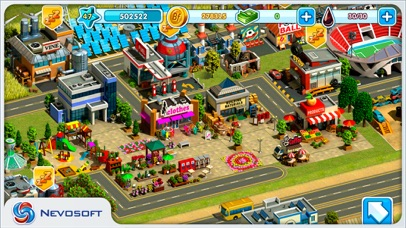 Eco City: Farm and Build screenshot 3