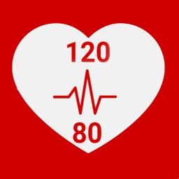 Blood Pressure Diary Tracker