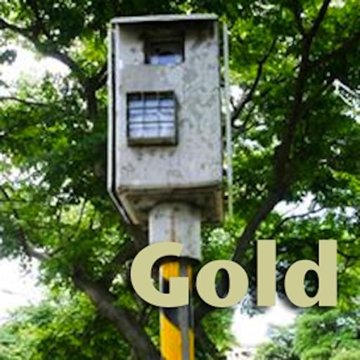 測速照相偵測Gold