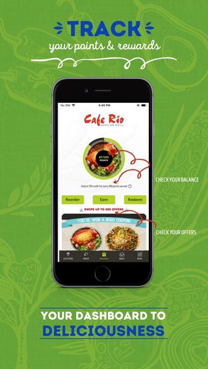 Cafe Rio screenshot-4