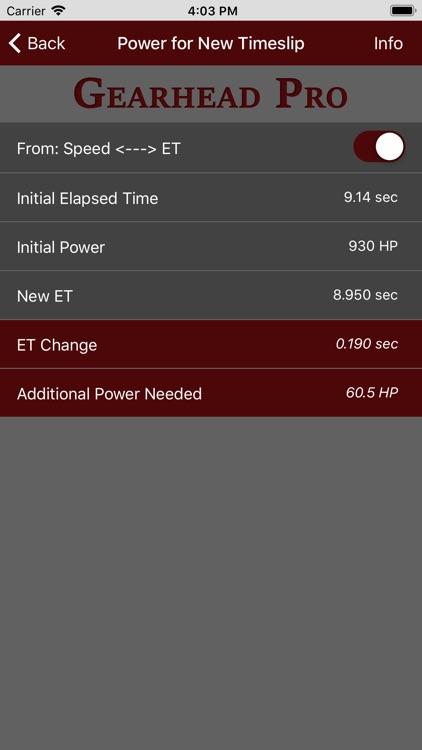 Gearhead Pro screenshot-5