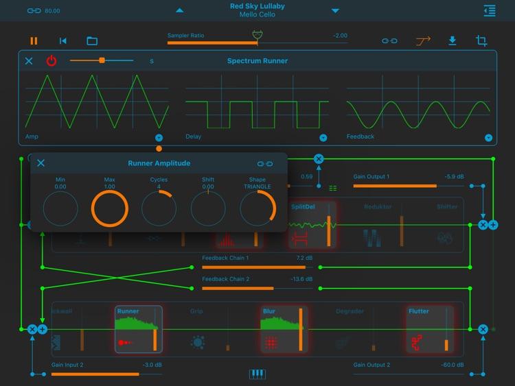Moebius Lab screenshot-3