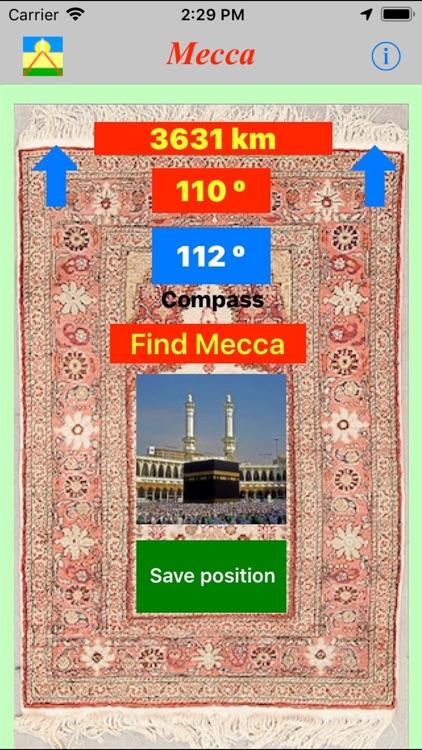 Mecca-domestic