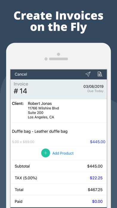 Invoice.Maker Screenshot