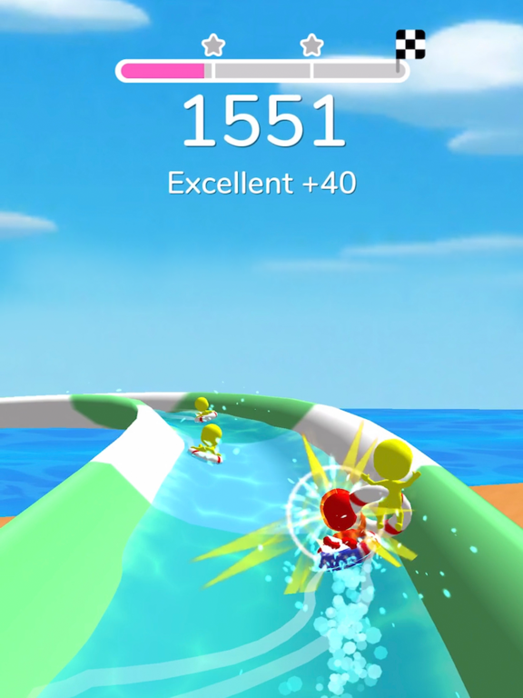 Waterpark: Slide Race screenshot 9