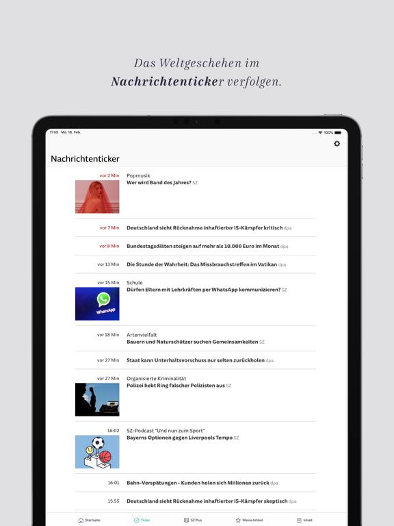 SZ Nachrichtenのおすすめ画像8