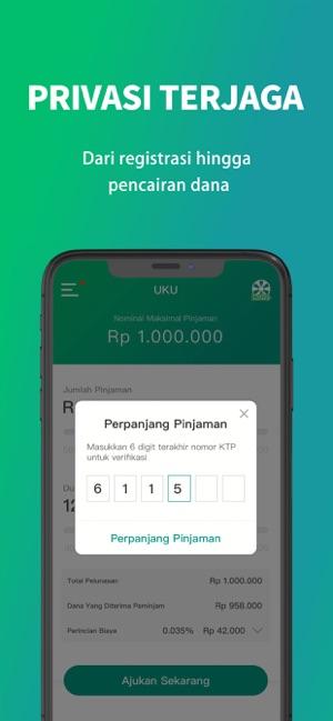 Uku Pinjaman Uang Online On The App Store