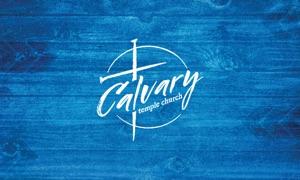 Calvary - Pastor Del Way