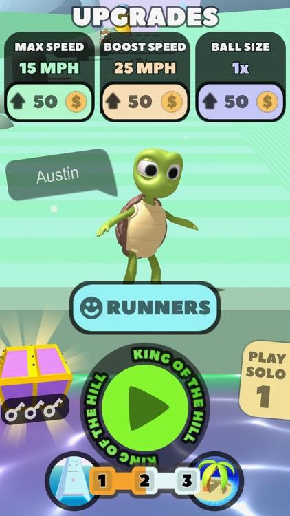 Uphill Run screenshot-0