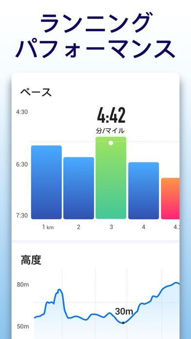 Leap: マップ・マイ・ラン、ランニングアプリのおすすめ画像3