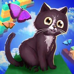 Kim's Cat Rescue: Puzzle Quest