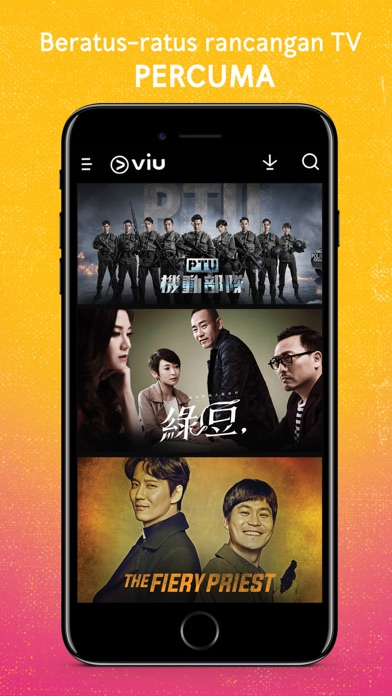 Viu - Drama & Filem dari Asia - Revenue & Download estimates