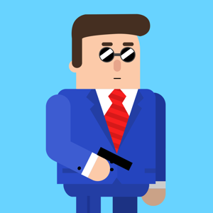 Mr Bullet - Spy Puzzles Games app