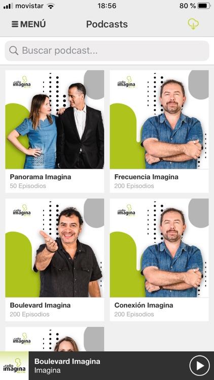 Radio Imagina Chile screenshot-4