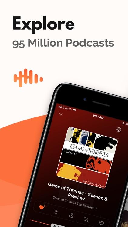 Podcast Player: Castbox screenshot-0