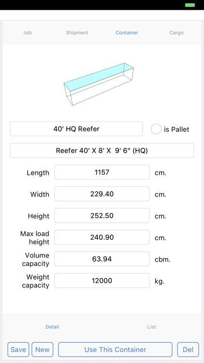 Cargo Optimizer Max 3 screenshot-8