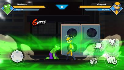 Stick Superhero: Offline Gamesのおすすめ画像4