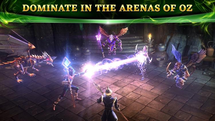 Oz: Broken Kingdom™ screenshot-0