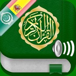 Corán Audio Pro: Árabe,Español