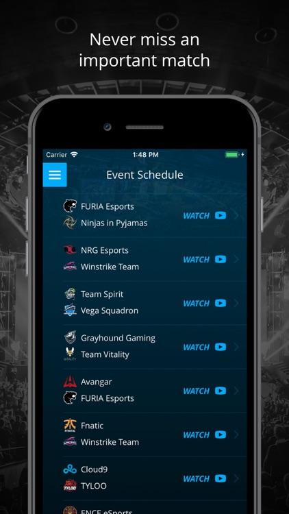 ESL Event screenshot-4