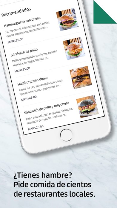 Screenshot for Uber Eats: Entregas de comida in Ecuador App Store