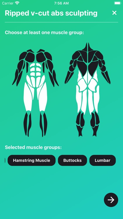 Your Workout screenshot-4