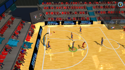 Slam & Dunk Basketball Pro screenshot 1