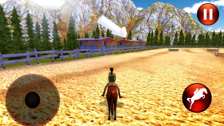 Horse Riding 3D: Show Jumping