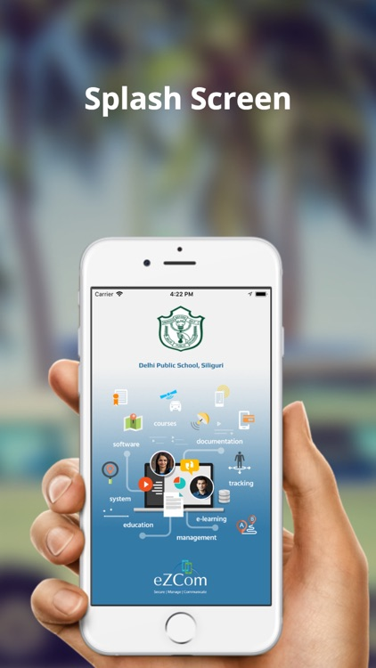 DPS siliguri Mobile App