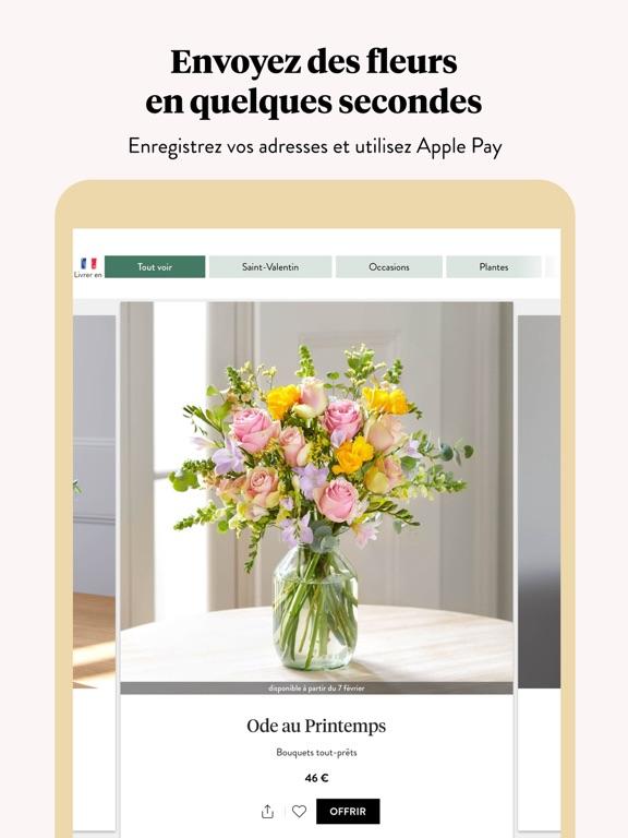 Screenshot #4 pour Bloom & Wild Fleurs & Cadeaux