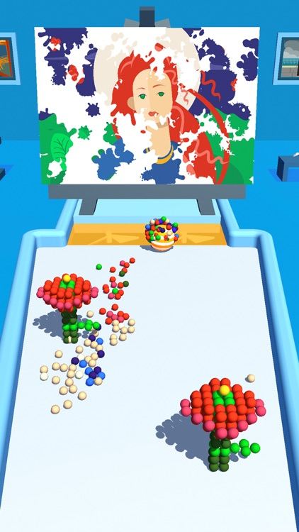 Art Ball 3D screenshot-4
