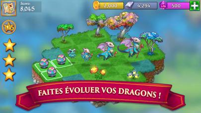 Merge Dragons! sur pc