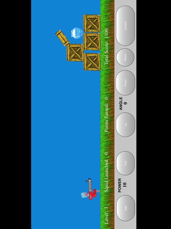 Squid Launcher screenshot 6