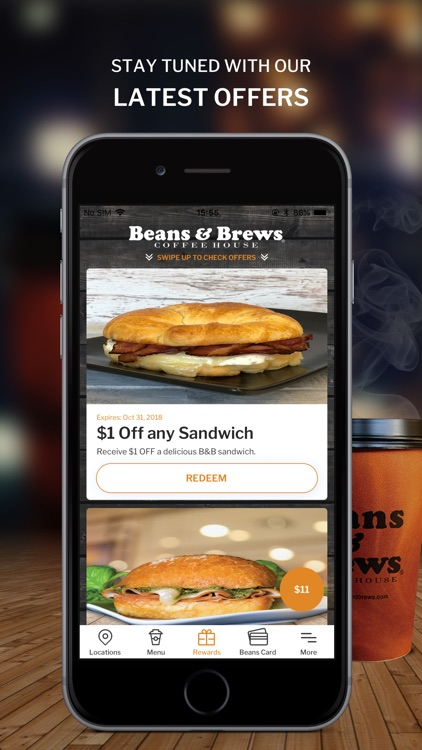 Beans & Brews screenshot-4