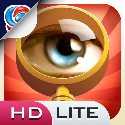 DreamSleuth: hidden object adventure quest HD lite icon