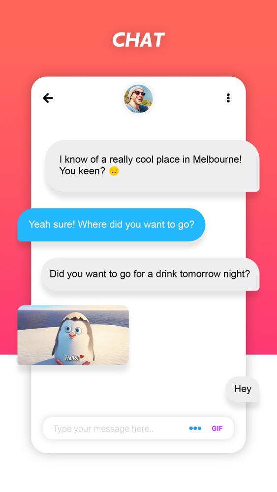 ipad dating chat