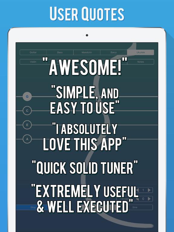 Tuner+ screenshot