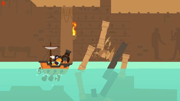 Dinosaur Pirates - Kids Games screenshot-5