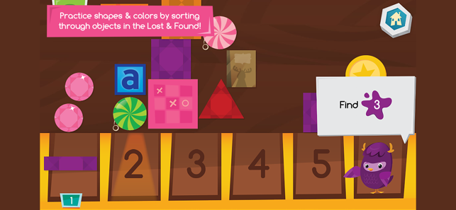 ‎Moose Math - Duck Duck Moose Screenshot