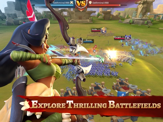 Kings Legion screenshot 6