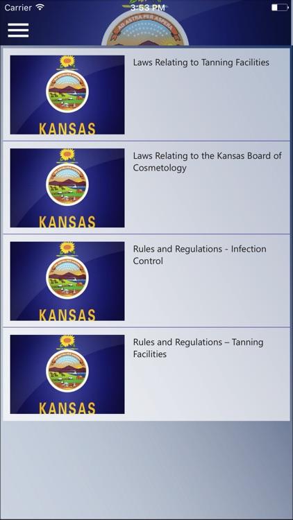 Kansas Board of Cosmetology screenshot-3