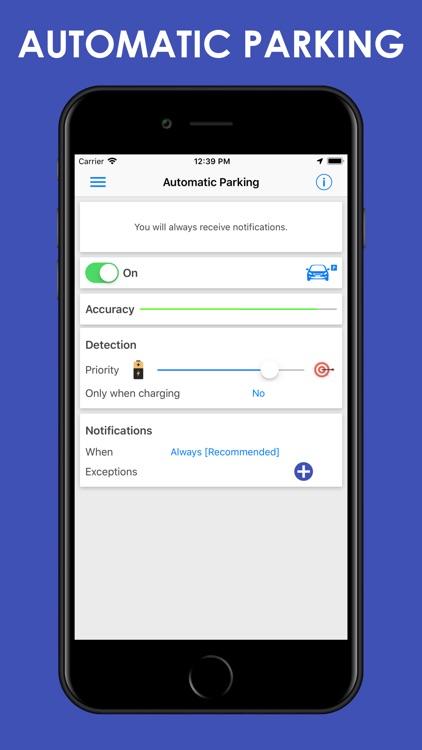 ParKing - Find My Parked Car screenshot-3
