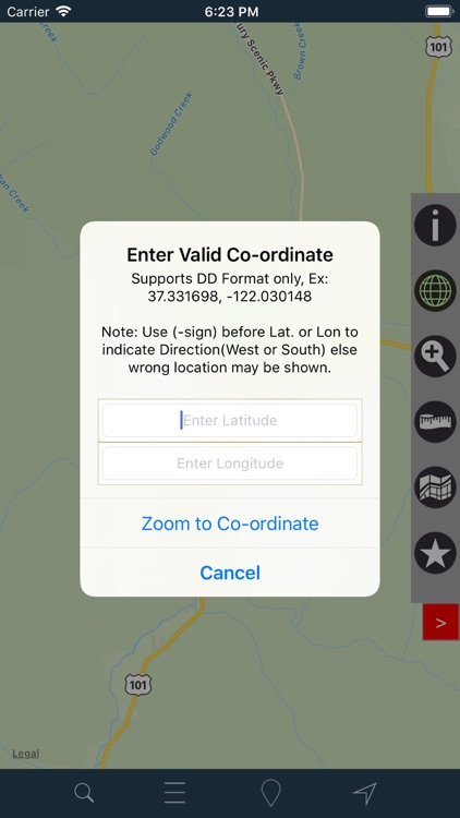 Redwood National Park – GPS screenshot-3
