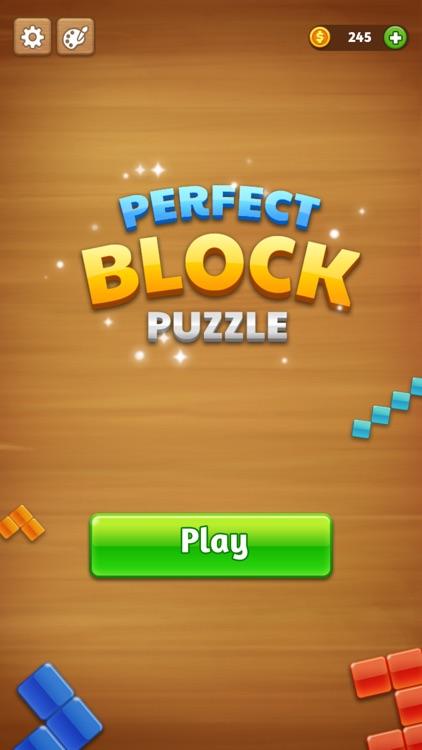 Perfect Block Puzzle screenshot-3
