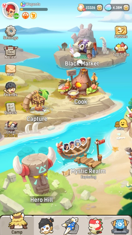 Ulala: Idle Adventure screenshot-0