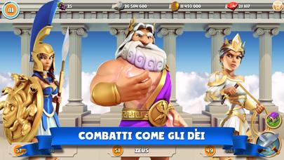 Screenshot of Dei dell'Olimpo1