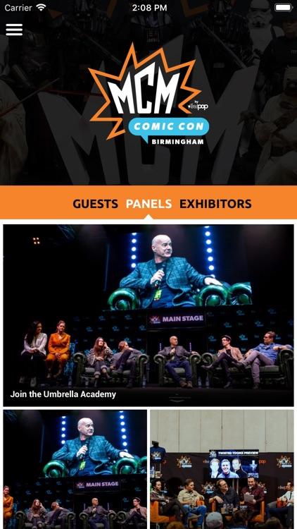 MCM Comic Con 2019