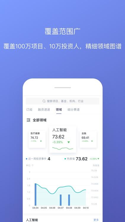 鲸准-创业融资投资募资对接服务平台 screenshot-4