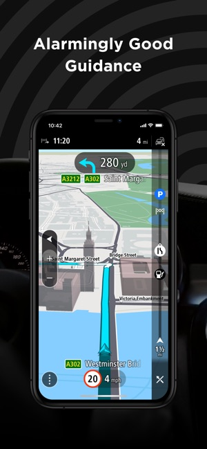 Tomtom Go Navigation On The App Store